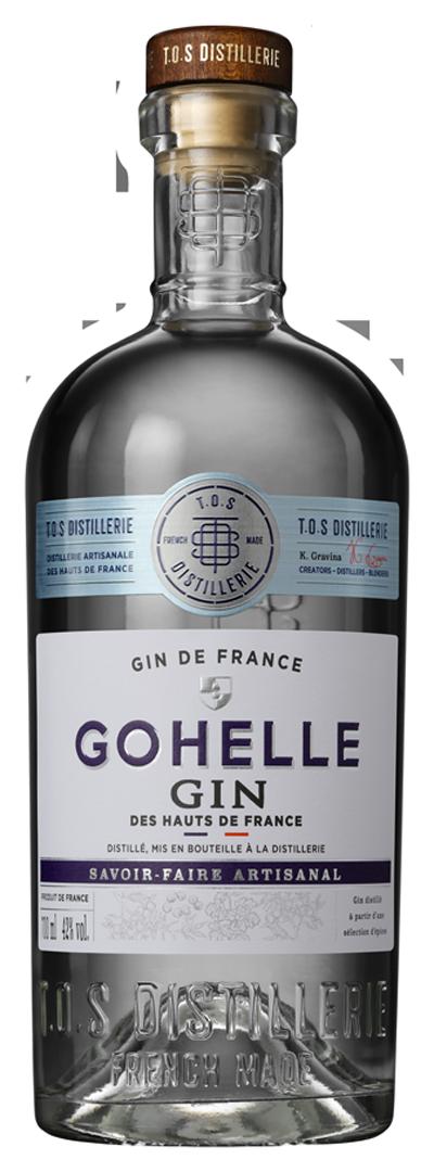 Gin de Gohelle, Produit des Hauts-De-France